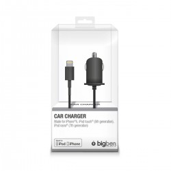 iPhone 5/5S Chargeur allume Cigare
