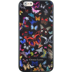 Coque pour iPhone 6 Plus/6S Plus Butterfly Parade de Christian Lacroix Oscuro