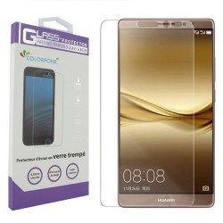 Verre trempe pour Huawei Mate 9