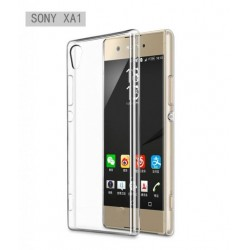 coque pour sony xperia xa1 minigel ultra slim transparent access online. Black Bedroom Furniture Sets. Home Design Ideas