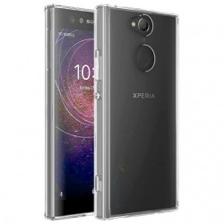 Coque pour Sony XA 2 - Minigel Ultra Slim Transparent