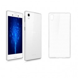 Minigel ultra slim pour Sony XZ2 - Transparent
