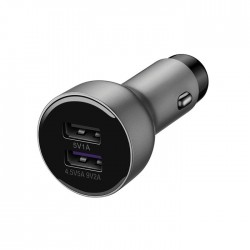 Huawei - CHARGEUR ALLUME CIGARE SUPERCHARGE AP38 USB-C BLANC