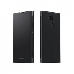 Etui pour Sony Xperia Xa2 Ultra  - Style Cover Stand - noir