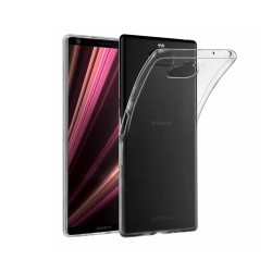 Coque pour SONY XPERIA 10 / XA3 -  Minigel slim Transparent