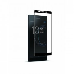 VERRE TREMPE SONY XPERIA L3 INCURVE ET APPLICATEUR