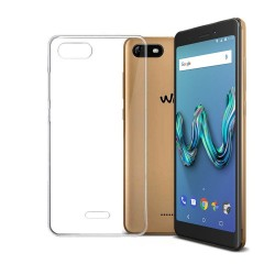 Minigel slim pour Wiko Tommy 3 - Transparent