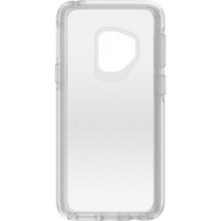 Coque pour Samsung Galaxy S9 G960 - rigide Symmetry transparente pailletée