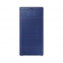 Etui Samsung LED View Cover Note 9 bleu