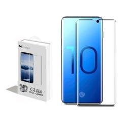 Verre trempé Samsung Galaxy S10 - 3D Full Cover