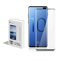 Verre trempé Samsung Galaxy S10 Plus 3D Full Cover