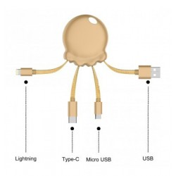 Chargeur Octopus Booster - Power bank