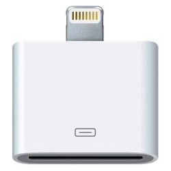 Adaptateur Apple 30 broches/Lightning