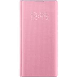Etui pour Galaxy Note10 N970 - folio LED View Cover Samsung
