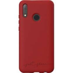 Coque souple pour Huawei P Smart 2019 Just Green