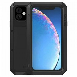 Coque pour iPhone 11 - Hybride Love Mei Powerful