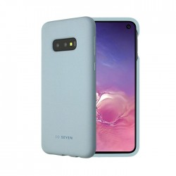 COQUE SMOOTHIE ICE BLUE: SAMSUNG S10e