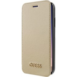 Etui folio pour iPhone X/XS Guess